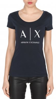 Triko Armani Exchange | Modrá | Dámské | L