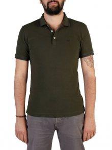 Emporio Armani Pánské tričko 8N1F30_MILITAR GREEN\n\n