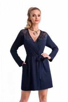 Donna Taylor tmavě modrá župan XL tmavě modrá