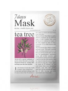 Ariul Čistící textilní maska na obličej - tea tree 20g\n\n