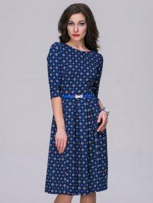 Jet Dámské šaty 1101-5611_blue