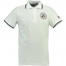 Geographical Norway Pánské polo tričko KAMELO SS MEN 100_White\n					\n