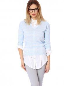 Blue Shadow Dámský svetr sweater_winek_blue\n\n