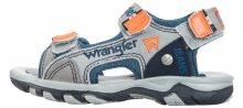 Land Sandále dětské Wrangler | Modrá Šedá Oranžová | Chlapecké | 29