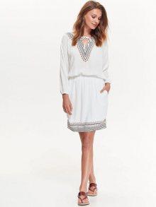 Šaty bílá 40