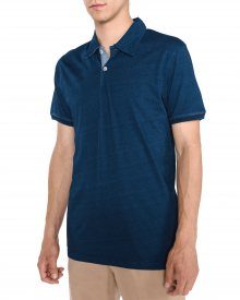 Indigo Polo triko Jack & Jones | Modrá | Pánské | L