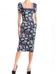 Tendenze Dámské šaty 32421-024_print
