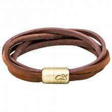 Cow Style Pánský kožený náramek Sevilla CS03-5139