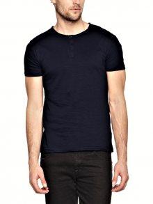 Soda Dry Pánské tričko TS-SD 801_NAVY