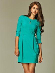 Nife Dámské šaty s32_sea