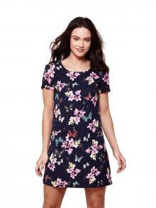 Y by Yumi Dámské šaty YM413_NAVY