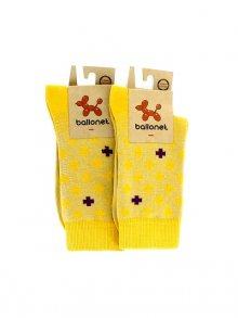 Ballonet Dámské ponožky Pack-Y