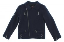 Kabát dětský John Richmond   Modrá   Chlapecké   6 let