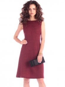 Laura Bettini Dámské šaty M297_6ln_light plum
