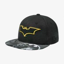 New Era Čepice K 940 Hero Batman Black/cyber Yellow Dítě Doplňky Kšiltovky 80536733 Dítě Doplňky Kšiltovky Černá US ONE-SIZE Y