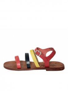 Antica Calzoleria Dámské sandály AC102_ROSE