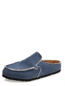 COMFORTFÜSSE Dámské pantofle CREW K01-06_Navy blue