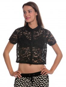 Brave Soul Dámská košile Cynthia_ss15 černá\n\n