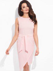Cocoviu Dámské šaty M07B_light pink