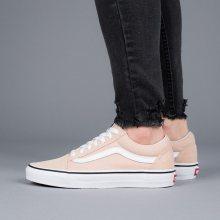 Boty - Vans | HNĚDÝ | 40,5 - Dámské boty sneakers Vans Old Skool Frappe VA38G1Q9X