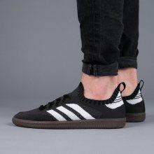 Boty - adidas Originals | CZARNY/SZARY | 42 - Pánské boty sneakers adidas Originals Samba Primeknit Sock CQ2218