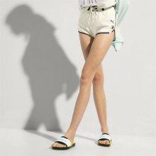 Boty - Puma   KRÉMOVÝ   S - Puma x Fenty Rihanna Dolphin Shorts 577319 01