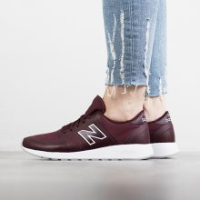 Boty - New Balance | BORDÓ, CZERWONY | 36,5 - Dámské boty sneakers New Balance WRL420CB