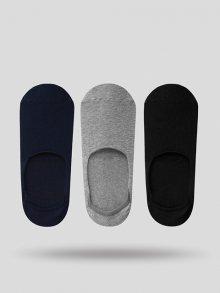 John Frank Set pánských ponožek - 3 ks JF3NS17S04_MULTICOLOR