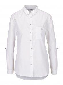 Bílá košile s kovovými detaily TALLY WEiJL