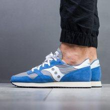 Boty - Saucony | NIEBIESKI | 43 - Pánské boty sneakers Saucony Dxn Trainer S70369 15