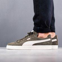Boty - Puma | ZELENÝ | 42,5 - Pánské boty sneakers Puma Suede Classic + 363242 27