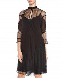 Šaty Just Cavalli | Černá | Dámské | S