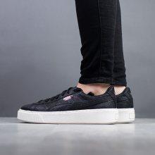 Boty - Puma | ČERNÁ | 37 - Dámské boty sneakers Puma Platform Euphoria 365472 01
