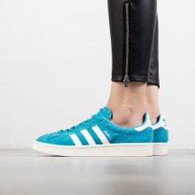 Boty - adidas Originals | MODRÁ | 36 2/3 - Dámské boty sneakers adidas Originals Campus BZ0070