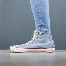 Boty - Converse | MODRÁ | 36 - Dámské boty sneakers Converse Chuck Taylor All Star 157608C
