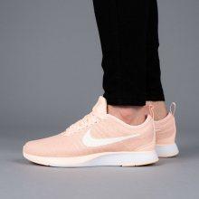 Boty - Nike | ORANŽOVÝ | 36 - Dámské boty sneakers Nike Dualtone Race SE (GS) 943576 800