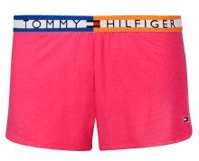 Tommy Hilfiger Plavkové šortky Runner Pink Glo UW0UW00797-938 S