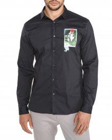 Košile Just Cavalli | Černá | Pánské | L