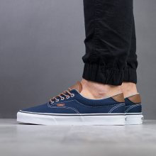 Boty - Vans | GRANATOWY | 42 - Pánské boty sneakers Vans Era VA38FSQ6Z