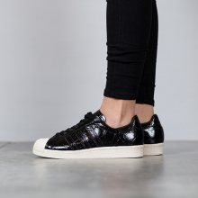 Boty - adidas Originals | ČERNÁ | 36 2/3 - DÁMSKÉ BOTY sneakers adidas Originals Superstar 80s BB2055
