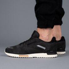 Boty - Reebok Classic | SZARY | 42 - Pánské boty sneakers Reebok Cl Leather Ripple BS9795