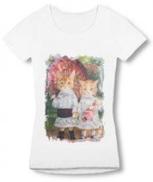 MODOVO Dámské triko 0127 bílé