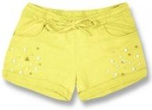 MODOVO Dámské šortky 8136 žluté