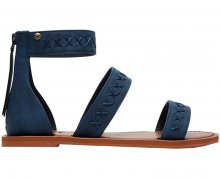 Roxy Dámské sandále Natalie Navy ARJL200621-NVY 38
