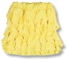MODOVO Dámská sukně 3548 žlutá