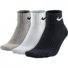Nike 3Ppk Value Cotton Quarter  M