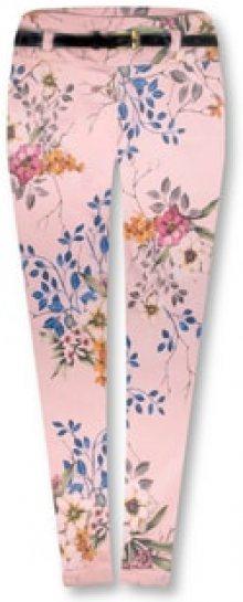 MODOVO Dámské kalhoty 1620 pudrové