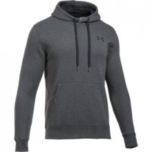 Under Armour Rival Fitted Pull Over šedá M