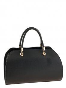 Valentina Italy Dámská kabelka 018 BLACK