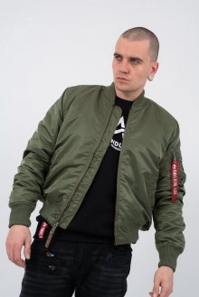 Boty - Alpha Industries | ZELENÝ | M - Alpha Industries MA-1 VF 59 191118 01